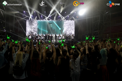 Big Shows Production and Artist Management - K-Pop Agency